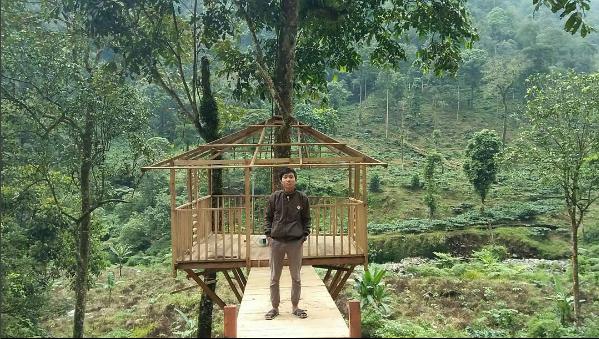 Wisata Air Terjun Tancak Rengganis Panti Jember Kisah Dewi Loko