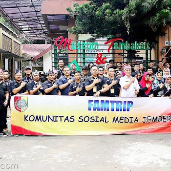 Dinas Pariwisata Kabupaten Jember Undang Blogger Netizen Fam Trip Perdana