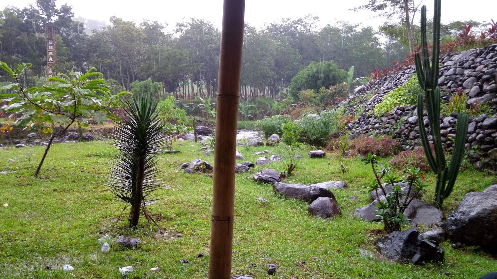 Gunung Pasang Jember Jawa Timur Wisata Museum Huruf Kab