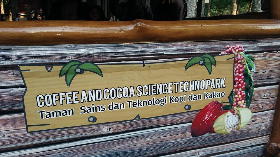 Kebun Renteng Taman Sains Teknologi Kopi Kakao Wisata Keluarga Jember
