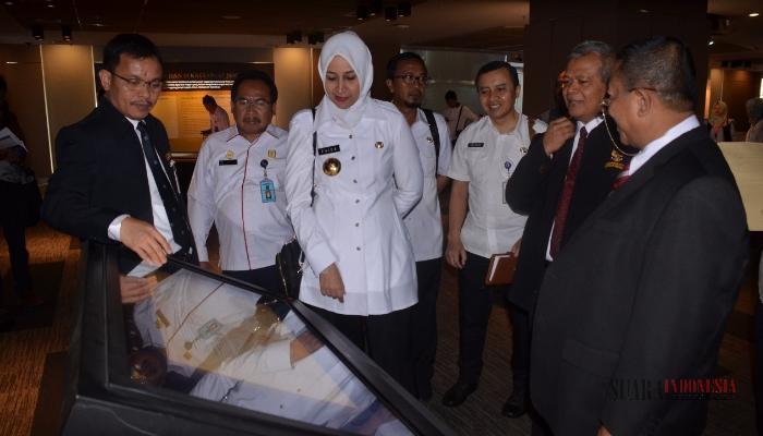Museum Pancasila Konstitusi Jember Mk Setujui Program Bupati Faida Huruf