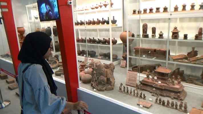Buka Museum Tembakau Edukasi Pojok Pitu Ubaya Sejarah Kerajaan Mojopahit