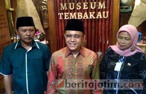 Jadi Wagub Azwar Anas Jember Merek Cerutu Dunia Museum Tembakau