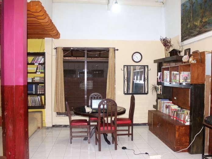 Museum Huruf Perpustakaan Jember Destinasi Wisata Literasi Ungkap Ade Sidiq