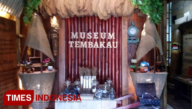 Museum Tembakau Jember Etalase Indonesia Times Upt Psmb Lt Ajak