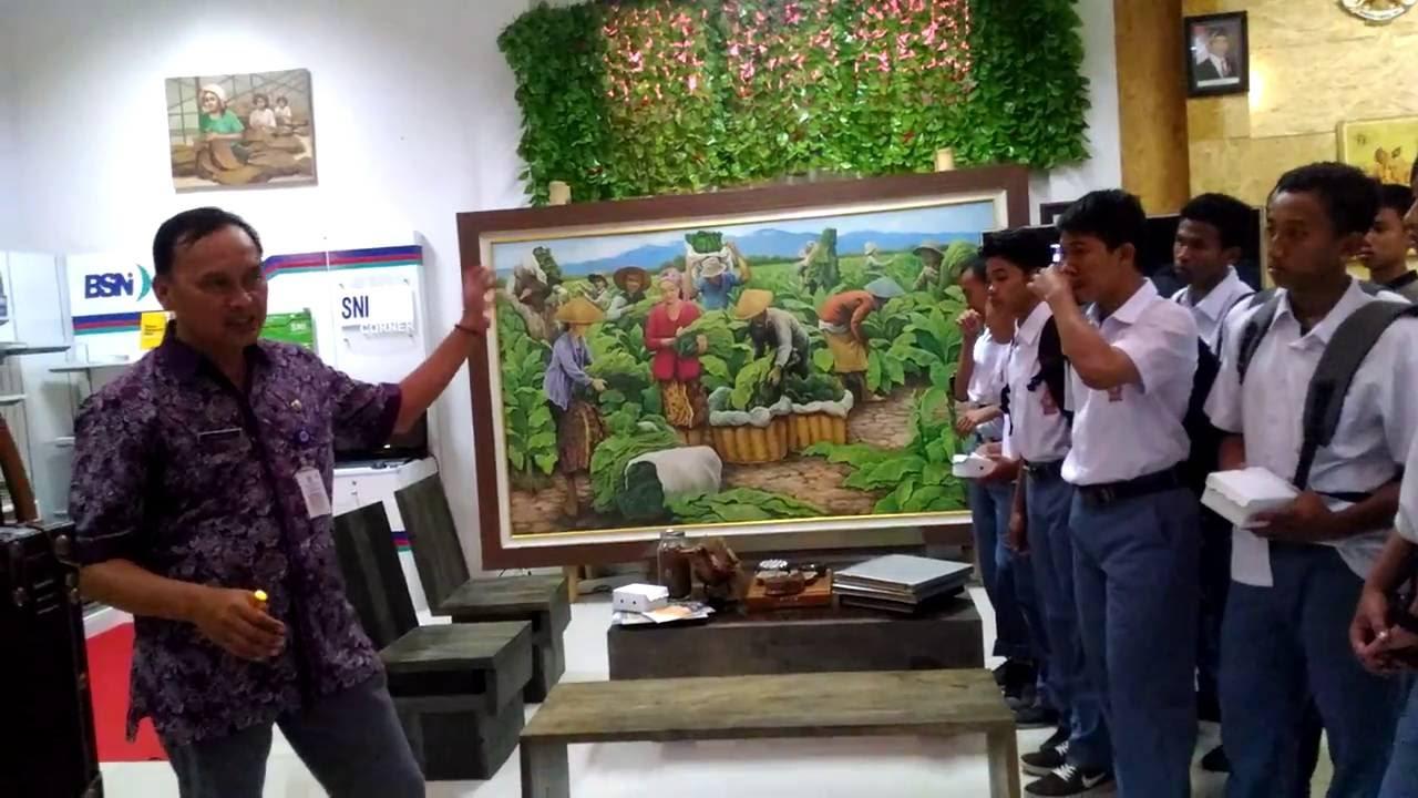 Museum Tembakau Jember Sebagai Tempat Pembelajaran Youtube Kab
