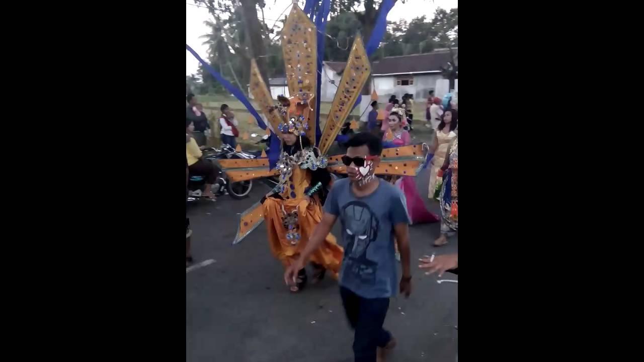 Karnaval Pakusari Kab Jember 18 Agust 2016 05 Youtube Nongai