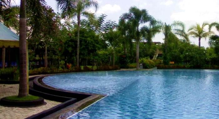 Kolam Renang Pemandian Kimo Swimmingpool Jember Tempat Wisata Nongai Waterboom