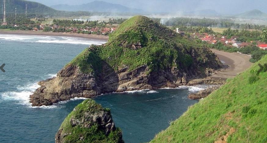 Pantai Payangan Jember Keindahan Menggoda Tempat Wisata Pesona Nongai Waterboom