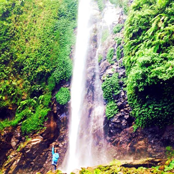 Tempat Wisata Jember Jawa Timur Air Terjun Tancak Tulis Fenomena