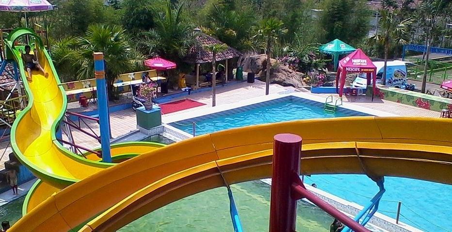 Tiara Waterpark 04 932 480 Pemerintah Kabupaten Jember Nongai Waterboom