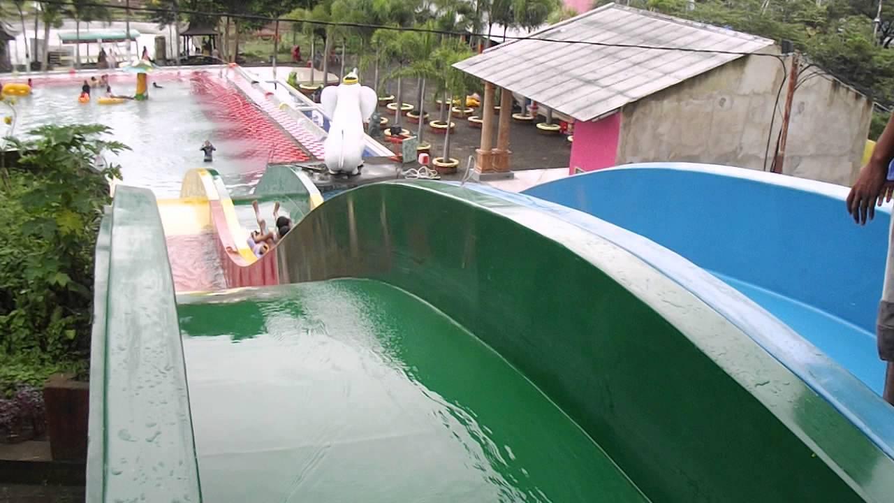 Video Tiara Jember Park Youtube Nongai Waterboom Kab