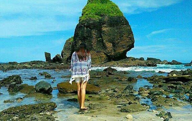 5 Tempat Wisata Terbaik Jember Jawa Timur Waluwalucom Pantai Papuma