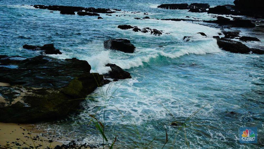 Eksotisme Pantai Papuma Destinasi Wisata Andalan Jember P Kabupaten Memiliki