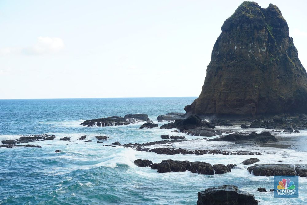 Eksotisme Pantai Papuma Destinasi Wisata Andalan Jember P Tanjung Terletak