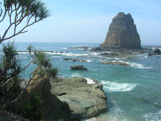Icon Pantai Papuma Picture Tanjung Jember Tripadvisor Kab