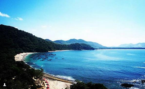 Indahnya Pantai Papuma Sempatkan Naik Bukit Akses Menuju Kabupaten Jember