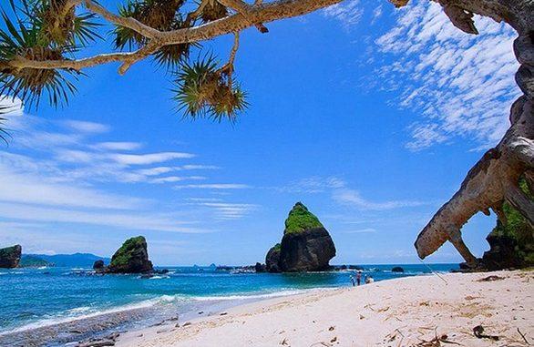 Keindahan Pantai Tanjung Papuma Jember Ncep Suroboyo Jawa Timur Memiliki