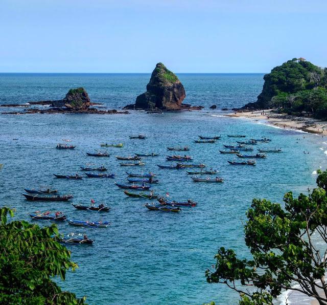 Pantai Indah Jember Membuat Matamu Seger Daftar Papuma Kab