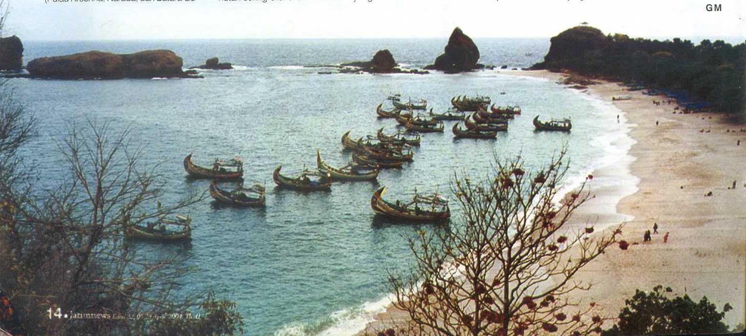 Pantai Papuma 2 Kabupaten Jember Wisata Jawatimuran Pihak Kab