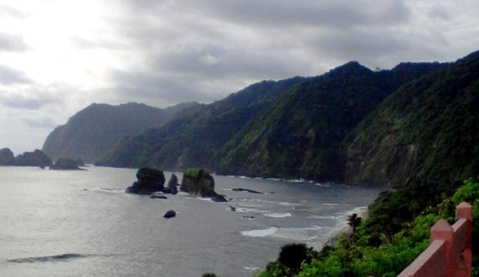 Pantai Papuma Jember Jawa Timur Wongcrewchild Berada Desa Sumberejo Kecamatan