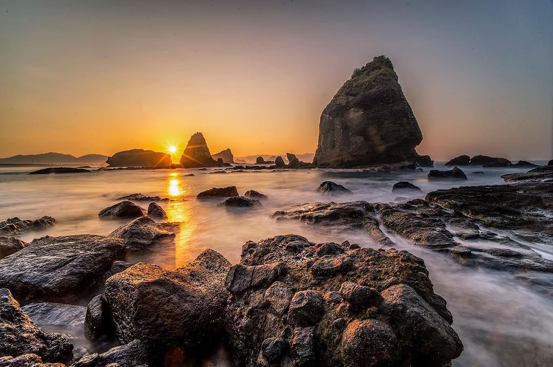Pantai Papuma Jember Wisata Hits Jawa Timur Kab
