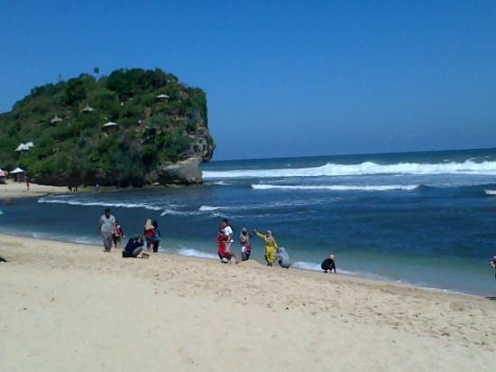 Pantai Papuma Sore Hari Picture Tanjung Jember Kab