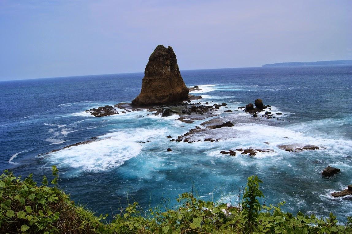 Pantai Papuma Wisata Jember Jawa Timur Berita Terkini Kab