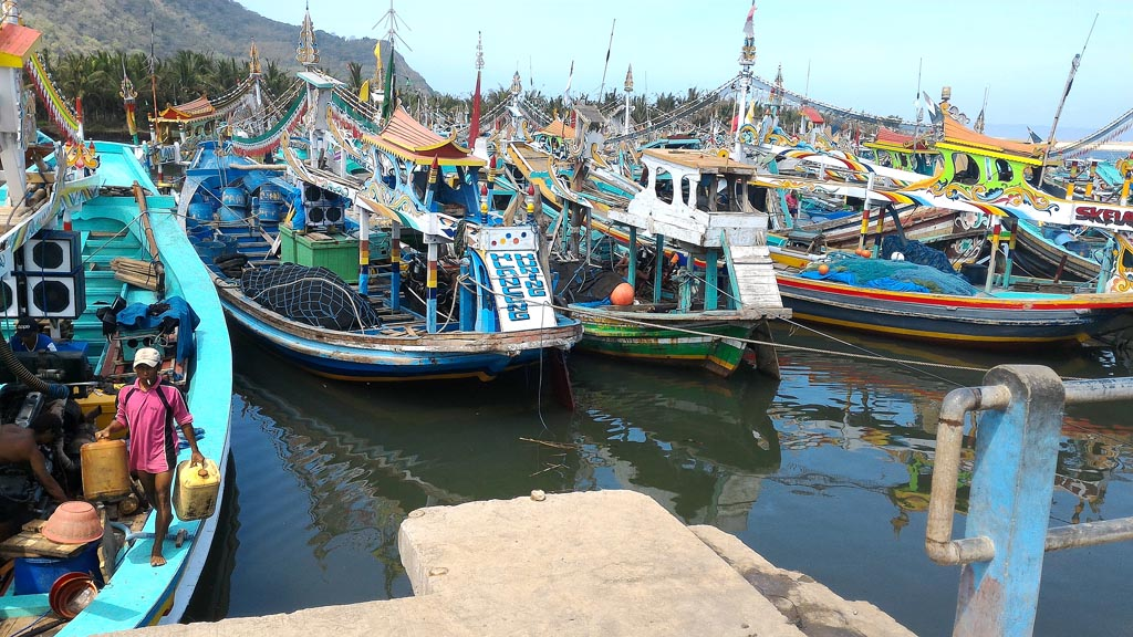 Berkat Kebijakan Menteri Susi Nelayan Puger Tuai Berkah Berita Perahu