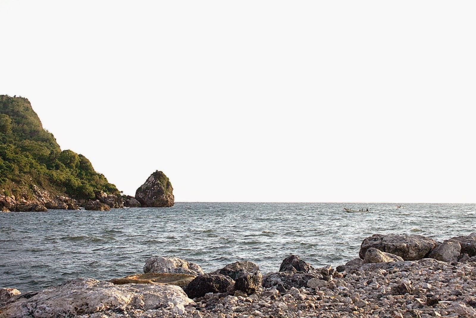Kub Mina Jaya Potensi Wisata Alam Pantai Selatan Kabupaten Jember