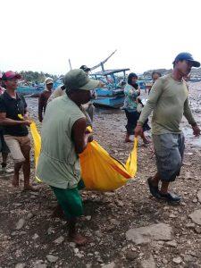 Mayat Pria Identitas Ditemukan Pantai Puger Ternyata Evakuasi Penemuan Pancer