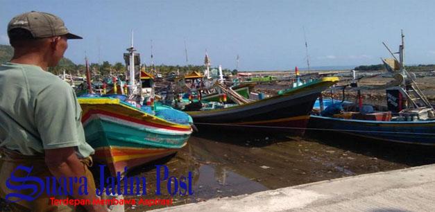 Nelayan Puger Jember Keluhkan Sepinya Tangkapan Ikan Suara Jatim Puluhan