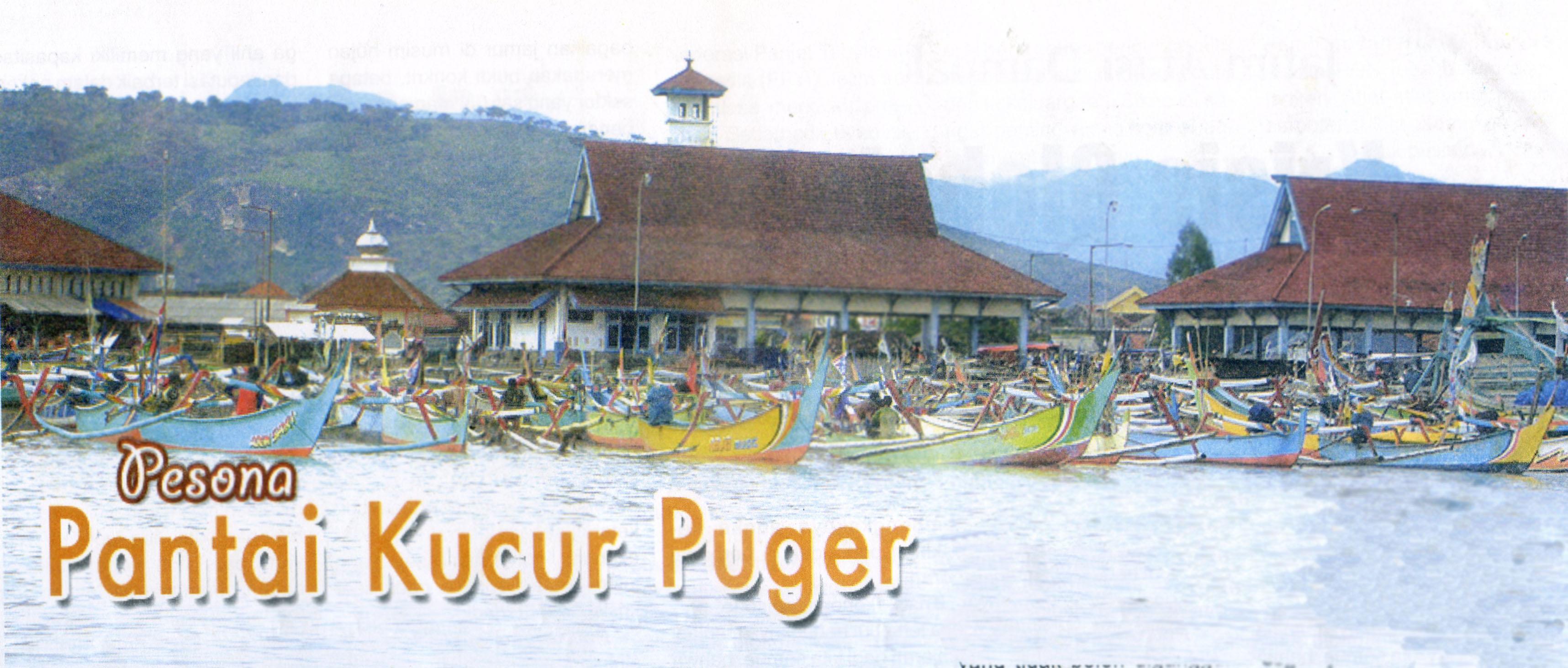 Pantai Kucur Puger Kabupaten Jember Wisata Jawatimuran Kab