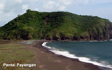 Sna Xx Jember Pantai Terletak Kecamatan Ambulu Pesona Indah Dilihat
