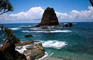 Indo Trans Travel Jember Pantai Watu Ulo Kab