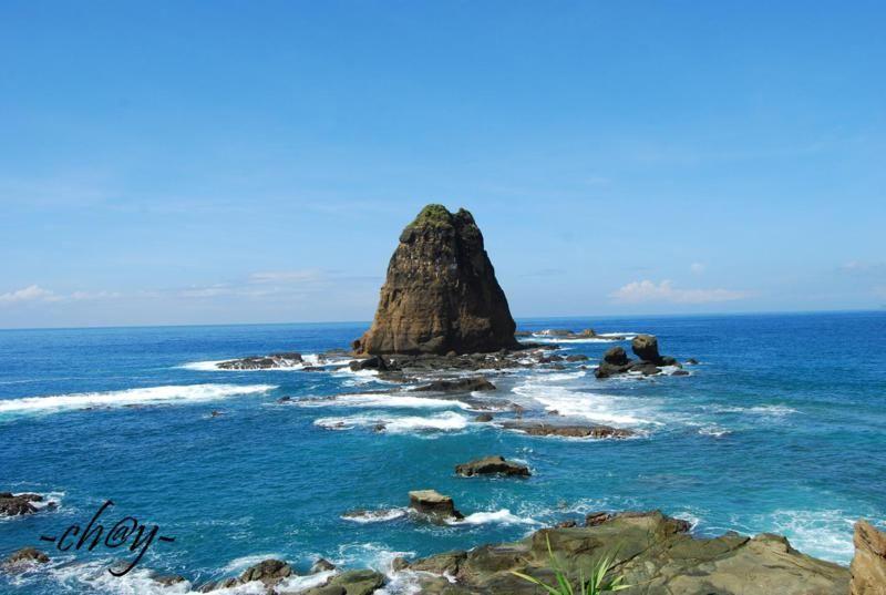 Jawa Timur Watu Ulo Jember Pantai Kab