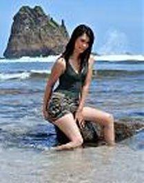 Pantai Watu Ulo Boo Iboo Jenis Wisata Alam Lokasi Desa