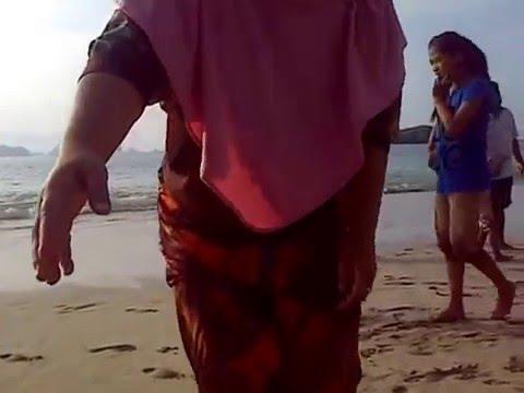 Pantai Watu Ulo Kabupaten Jember Indah Beach Youtube Kab