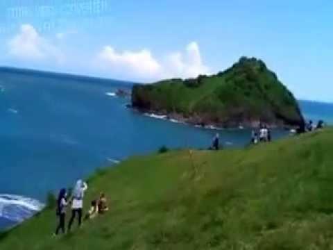 Pantai Wisata Payangan Watu Ulo Jember Youtube Kab