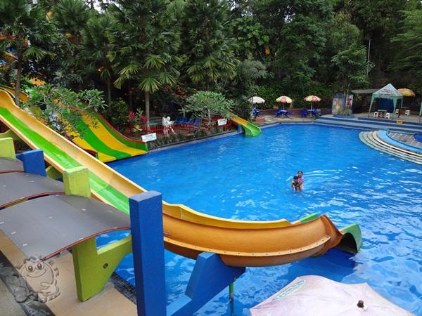 Tiara Waterpark Jember Ajib Pemandian Kebon Agung Kab