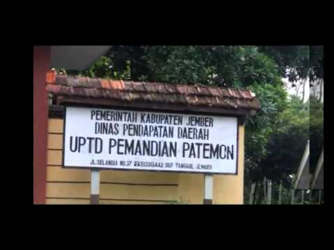Pemandian Patemon Tanggul Kabupaten Jember Youtube Kab