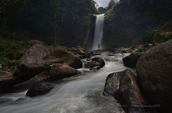 Air Terjun Rembangan Jember Tempat Wisata Romantis Kotakwisata Alam Terletak