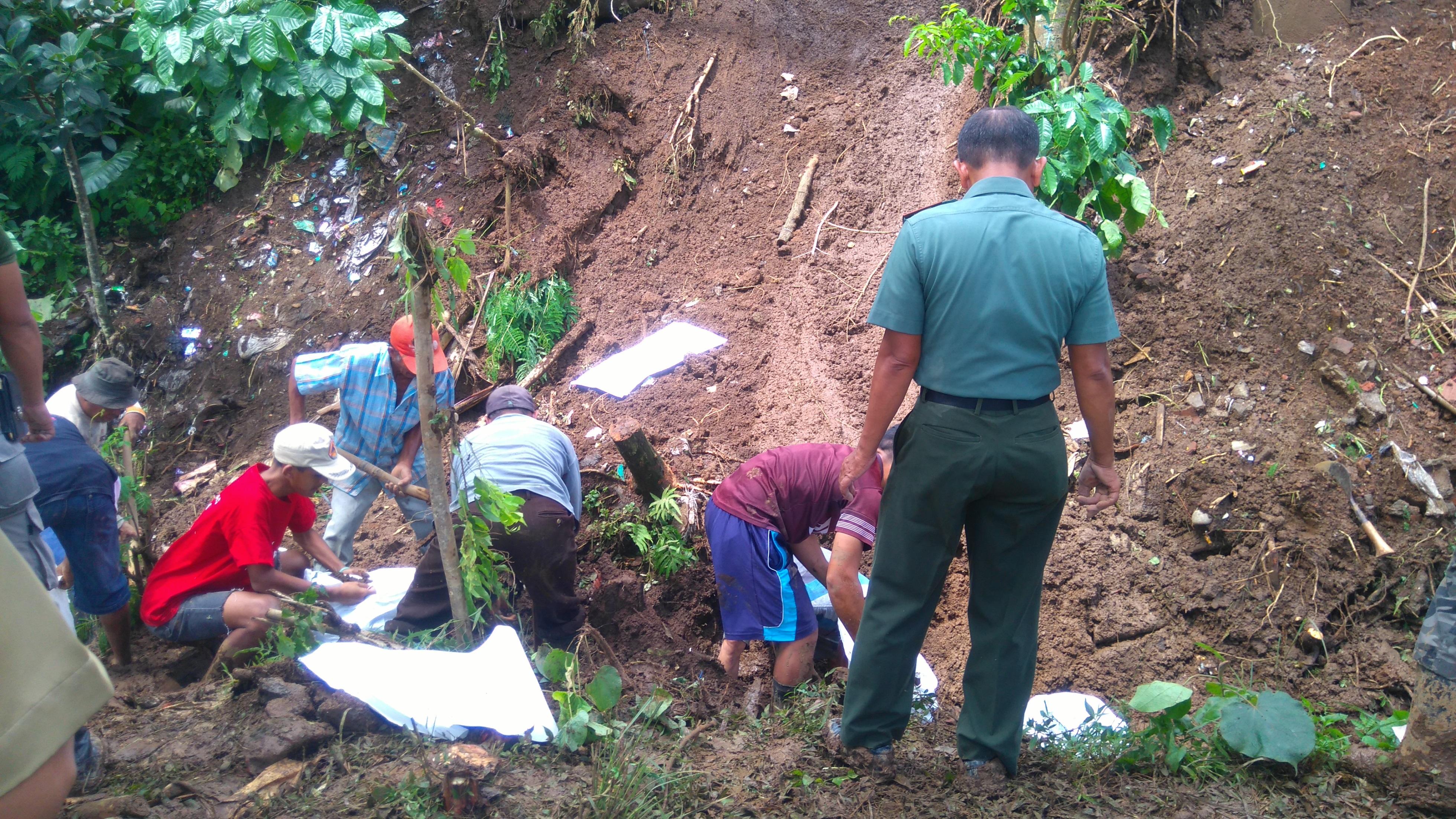 Diguyur Hujan Lebat Kawasan Rembangan Kembali Longsor Radio Kondisi Wisata