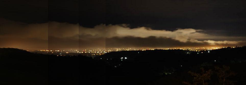 Jember Punya Bukit Bintang Panorama Desa Kemuning Lor Puncak Rembangan