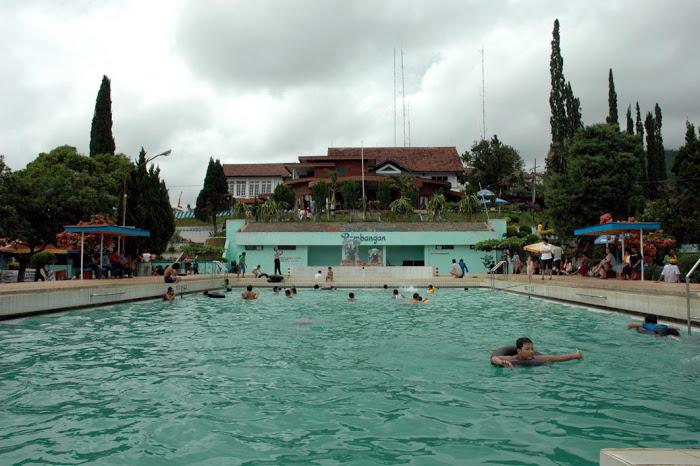 Pemandian Rembangan Keindahan Pemandangan Puncak Jember Jawa Timur Kab