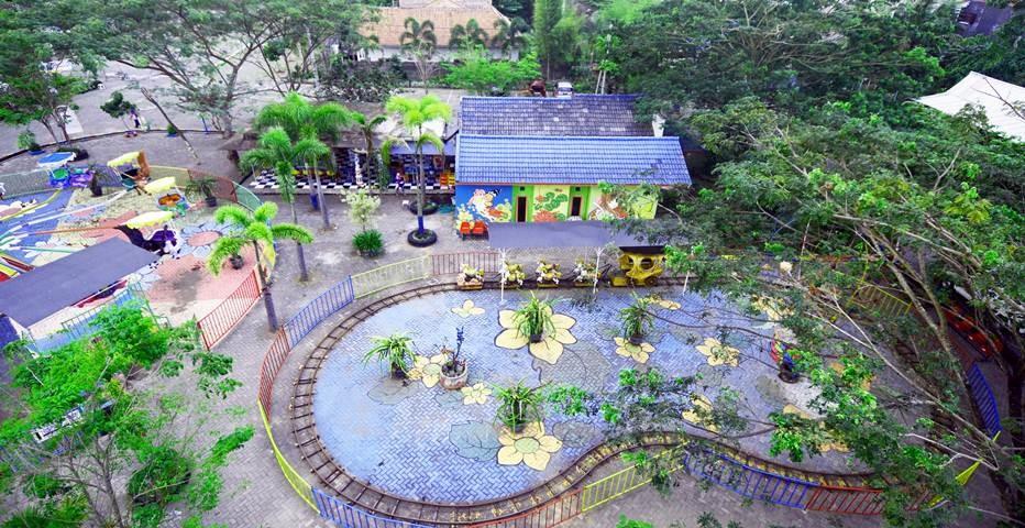13 Kolam Renang Jember Favorit Tiara Park Taman Air Kab