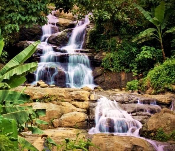 Air Terjun Mandigu Mumbulsari Jember Memikat Tempat Wisata Taman Tiara