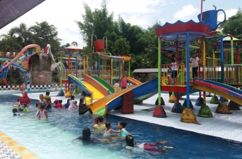 Harga Tiket Masuk Tiara Waterpark Jember Info Karanganyar Taman Air
