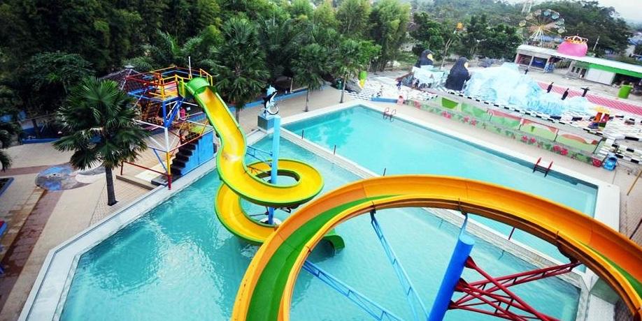 Lestari Hotel Resto Jember Tiara Water Park 5 Destinasi Spot