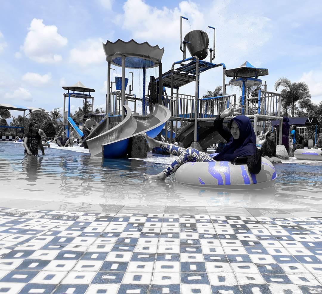 Tempat Wisata Jember Hits 2018 Tiara Waterpark Taman Air Kab